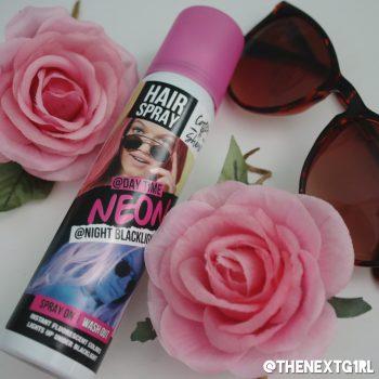 Festival ready met (tijdelijk) roze haar