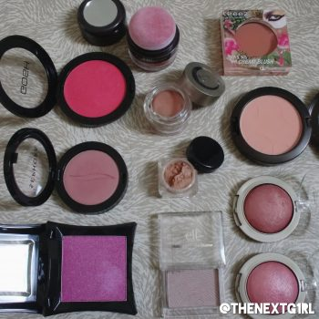 Stashpeek: blush collectie