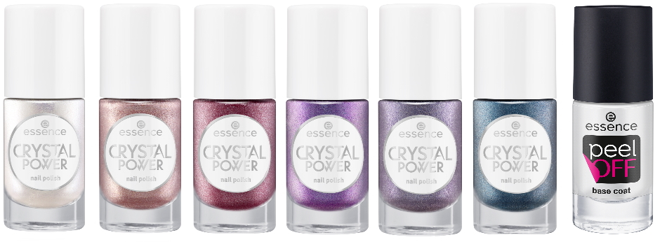 Essence herfst winter collectie 2019 Crystal Power nagellak vegan