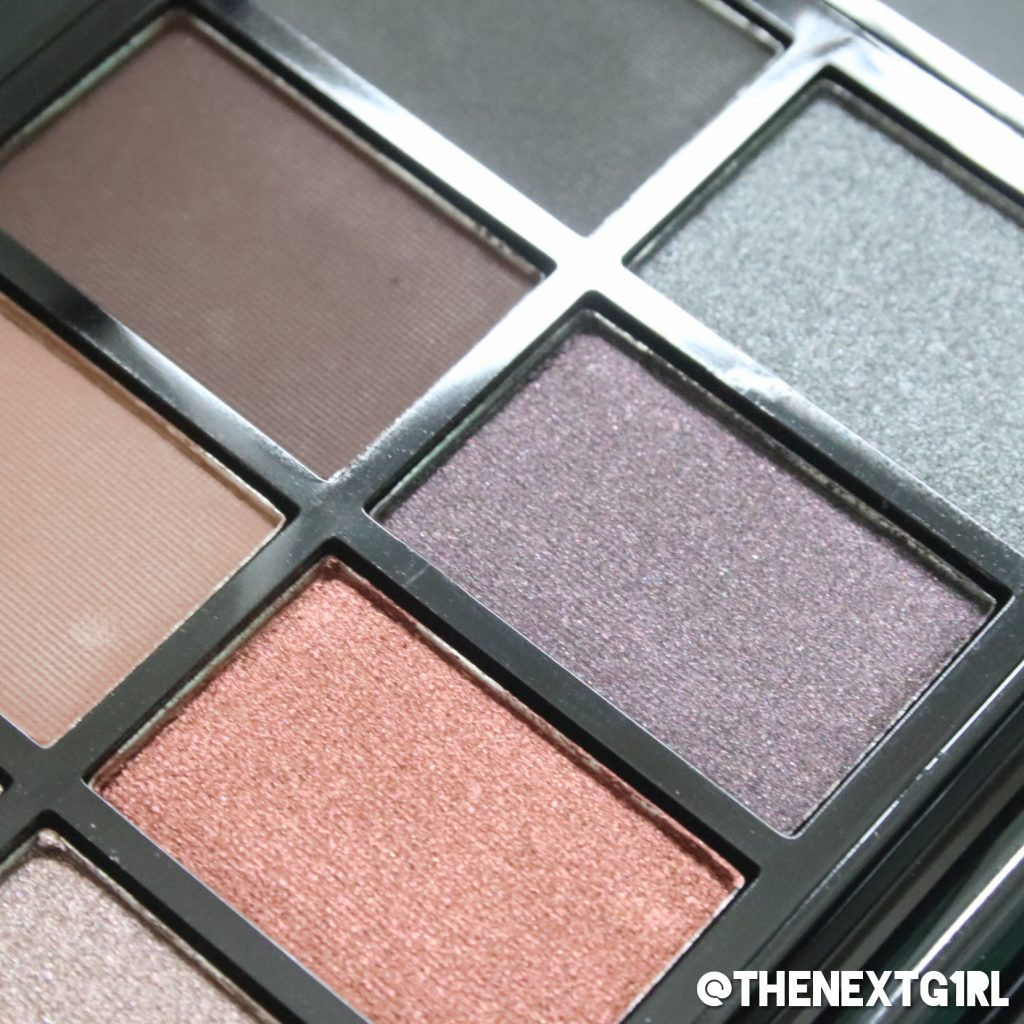 Close-up Makeup Revolution Iconic Pro 1 palette