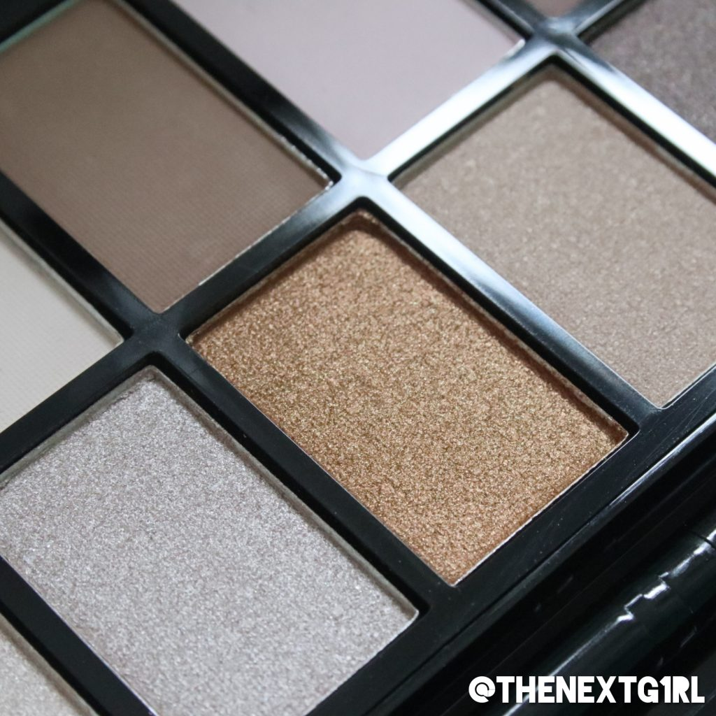 Close-up 2 Makeup Revolution Iconic Pro 1 palette