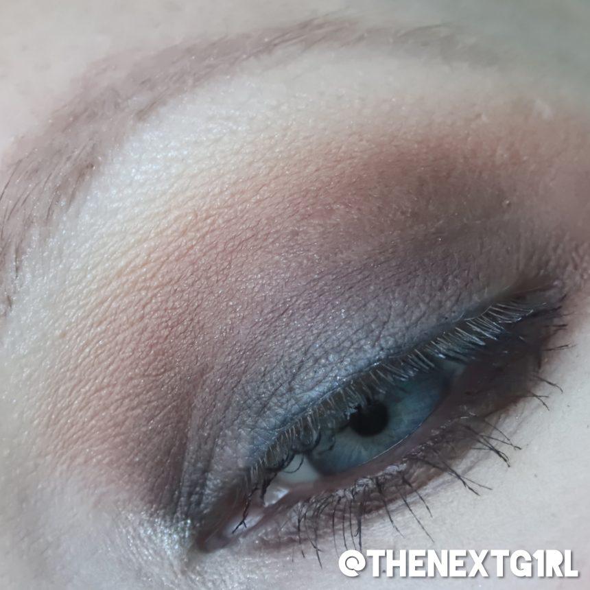 Donkere ooglook met Makeup Revolution x Soph oogschaduwpalette