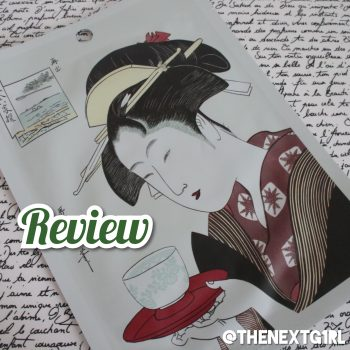 Review: Mitomo Sheet mask