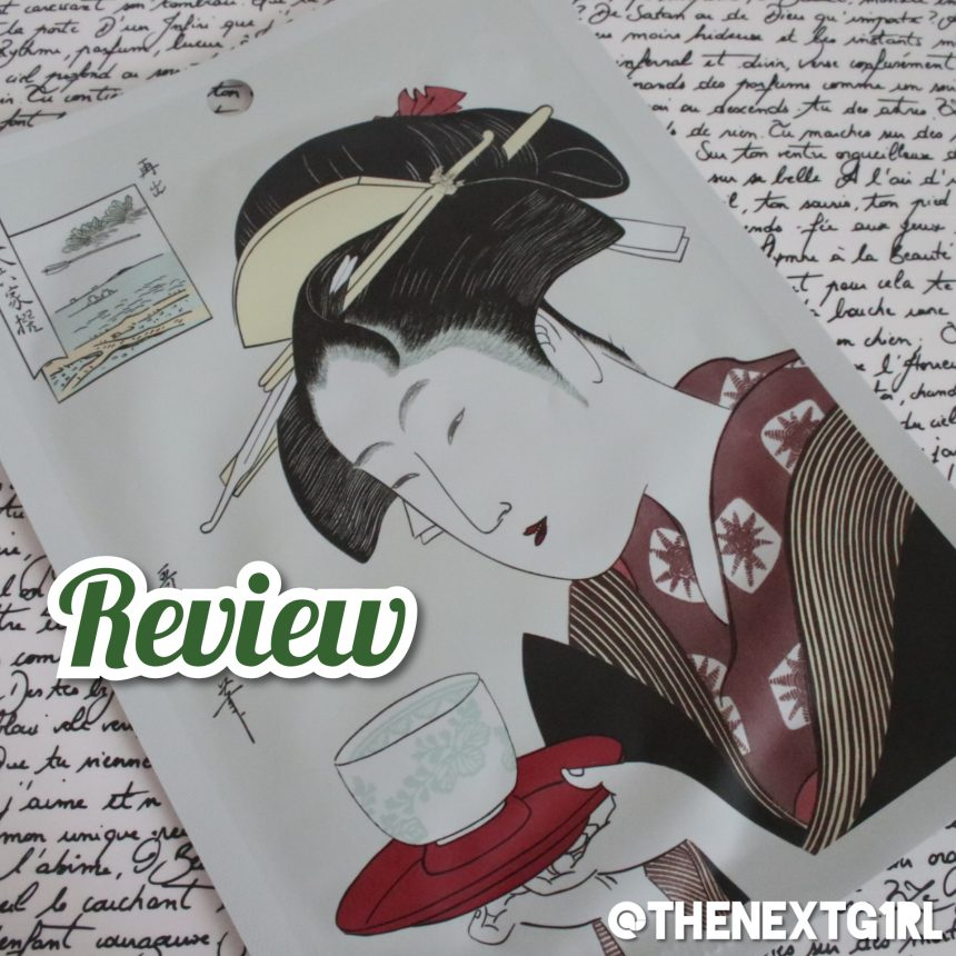 Review Mitomo sheet mask korean skincare