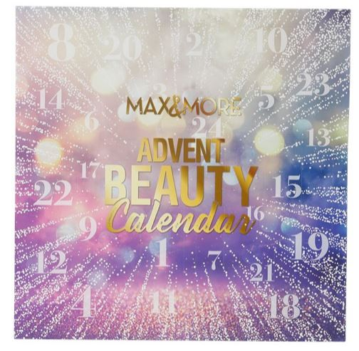 Max&More beauty adventskalender 2019