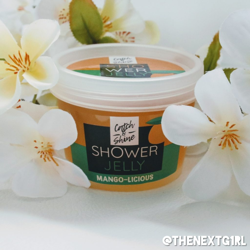 Kruidvat Catch & Shine Shower jelly Mango-licious