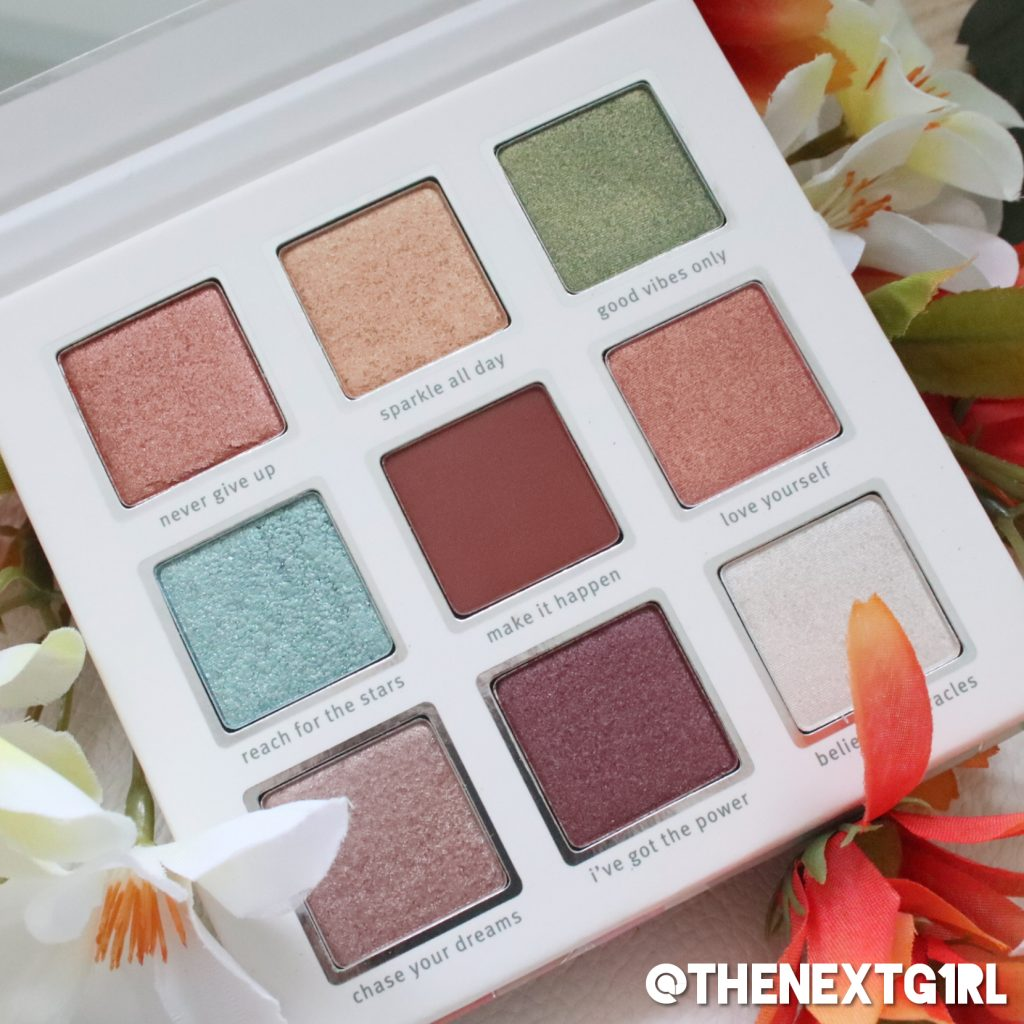Essence Crystal Power 2019 oogschaduwpalette