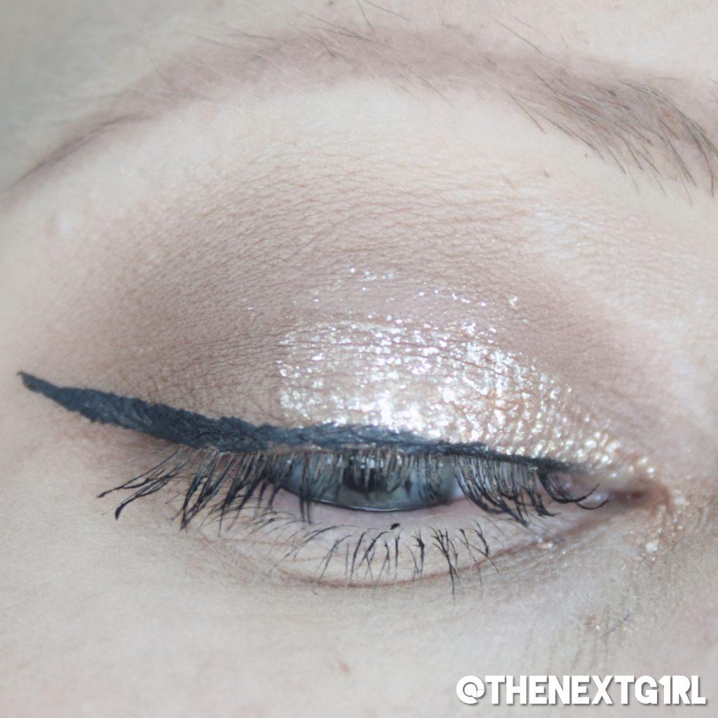 Beautyblvd Molen Metal Glitter eyeshadow ooglook Emelisse