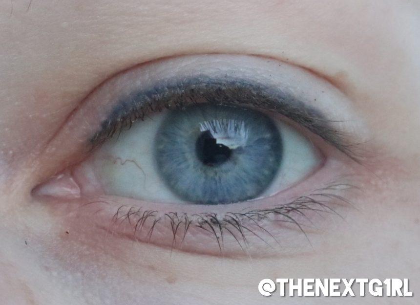 permanente eyeliner boven wimperlijn