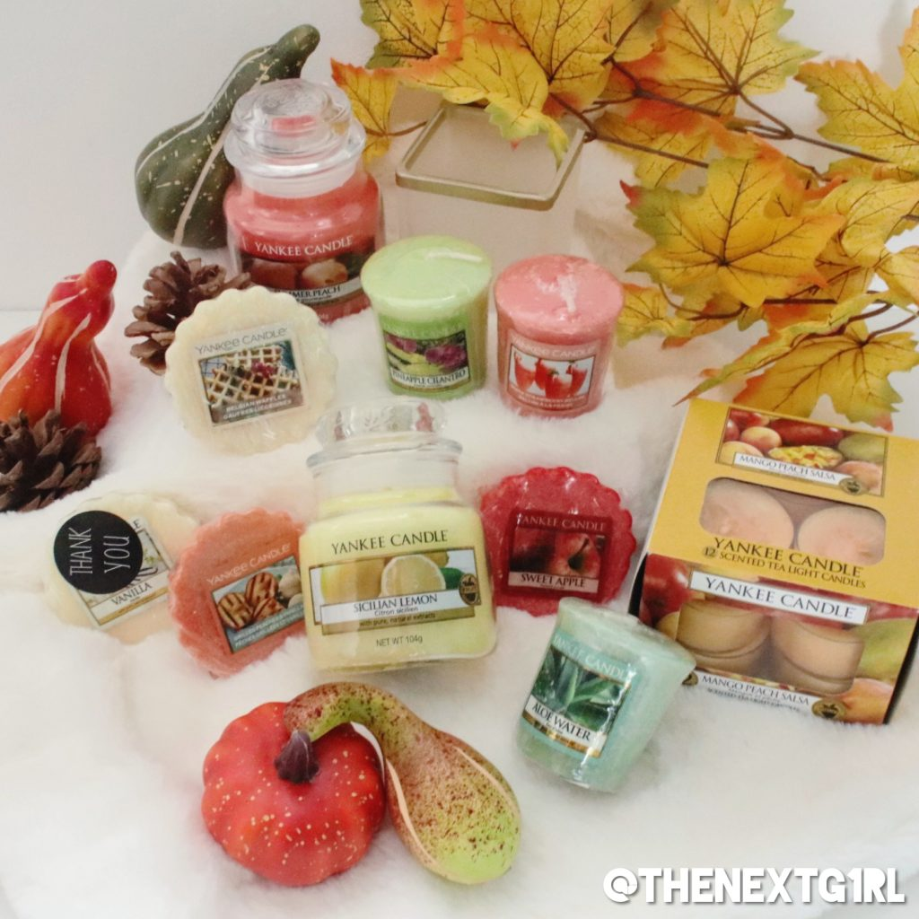 Makeupmusthaves.nl yankee candle shoplog shopping haul