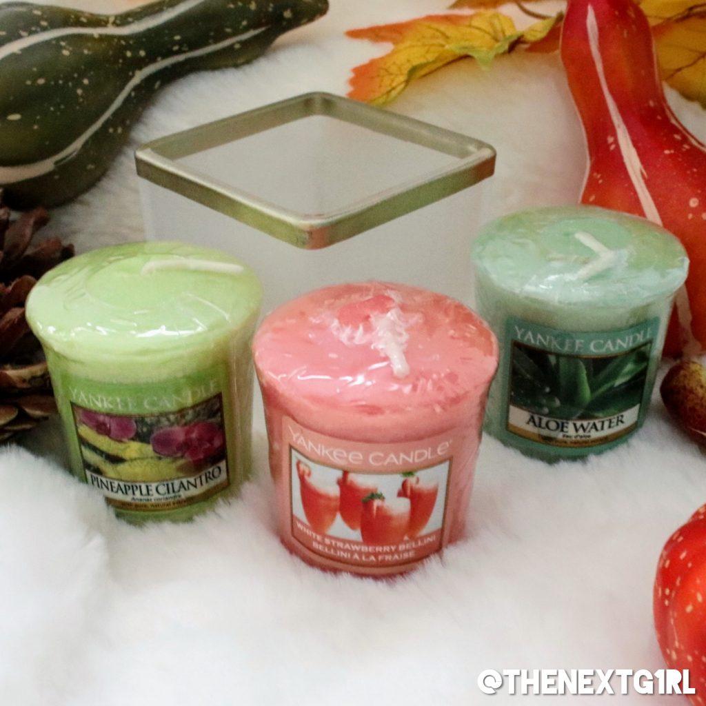 Makeupmusthaves.nl yankee candle votives en houder