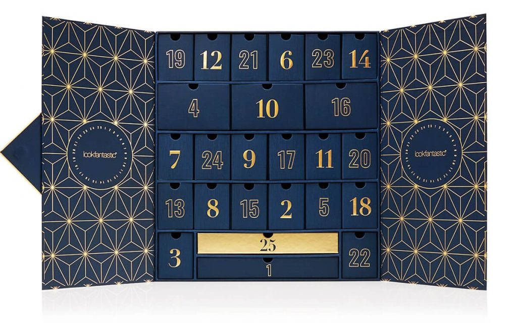 Look Fantastic adventskalender 2019