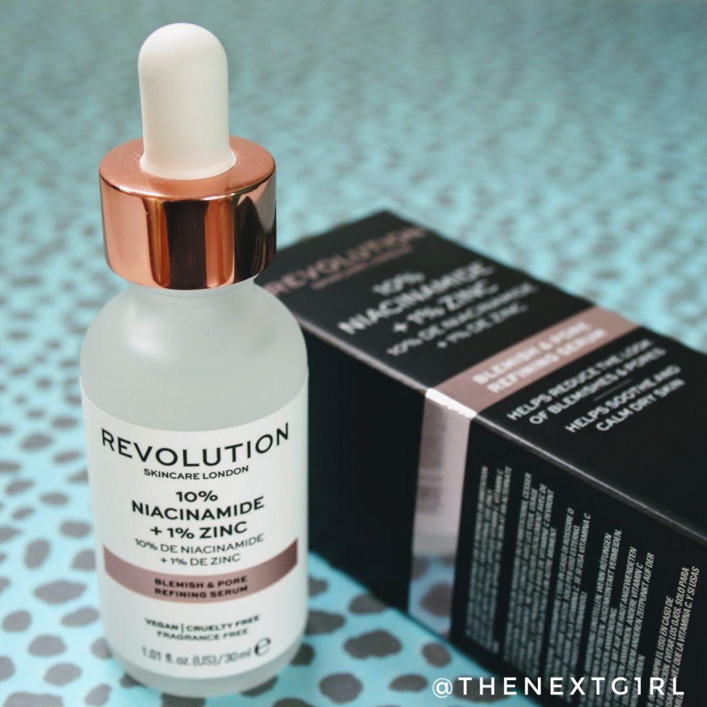 Makeup Revolution Blemish & Pore refining serum
