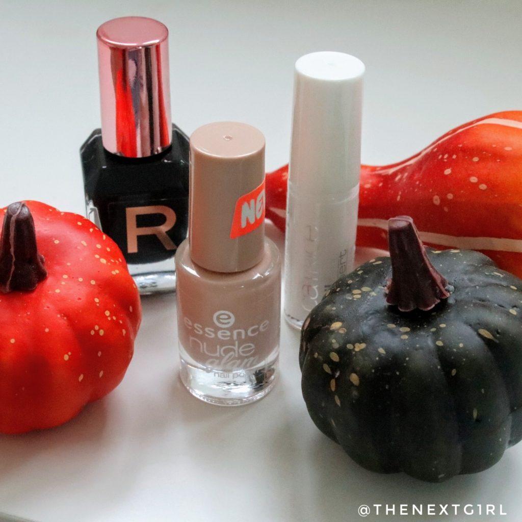 Halloween nailart mummy mummie nagels essence catrice makeup revolution nagellak