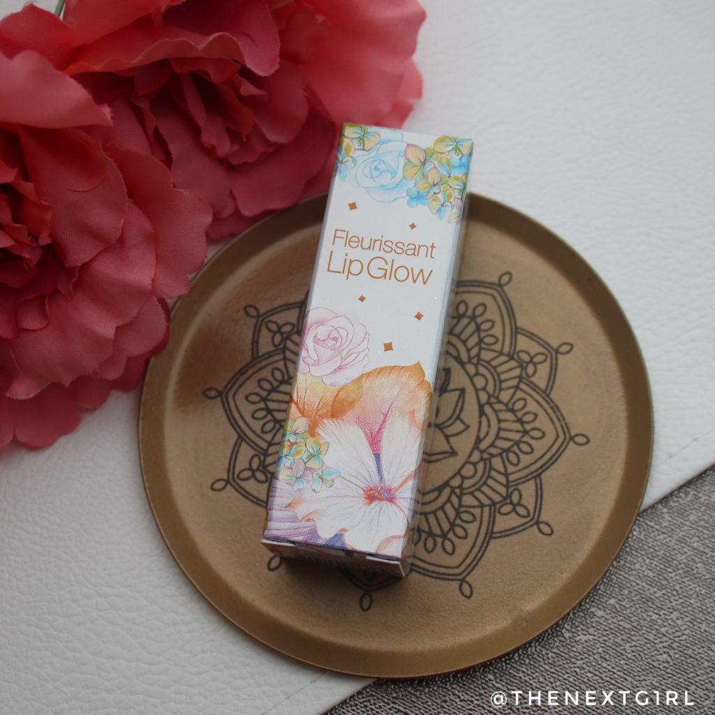 GlamFoxBeauty Lipglow peach verpakking