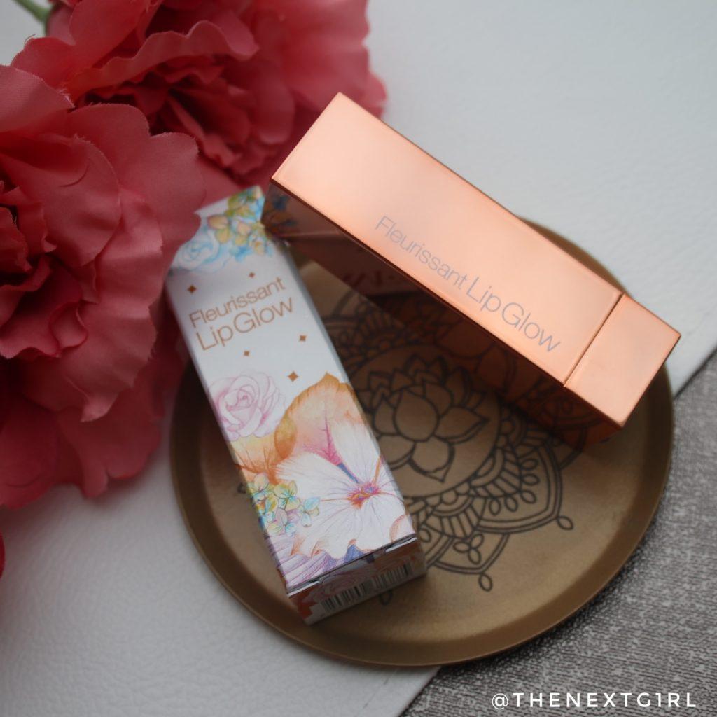 GlamFoxBeauty Lipglow peach