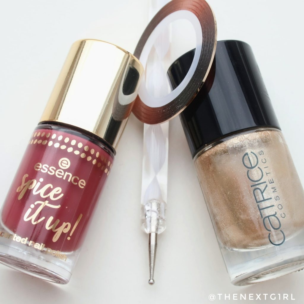 Gebruikte dingen Nailart Essence Spice It Up! Sweet like Berries nagellak