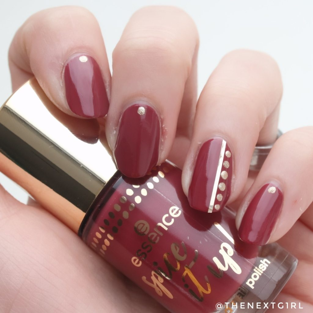 Nailart Essence Spice It Up! Sweet like Berries nagellak