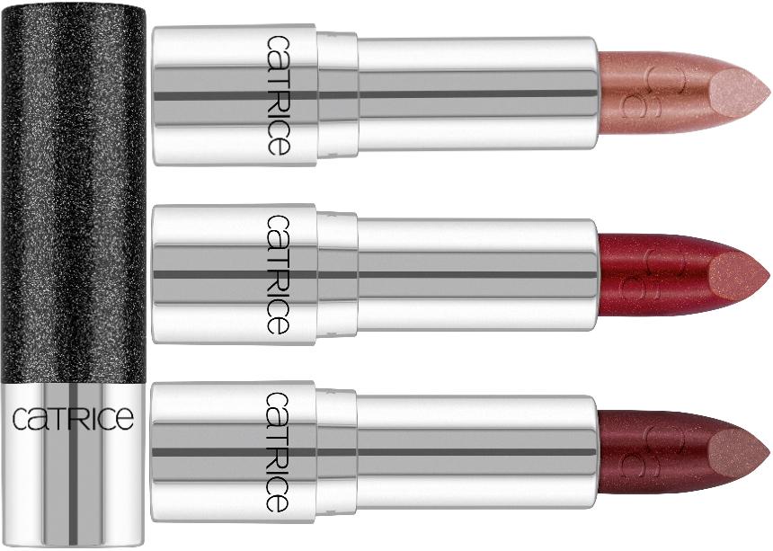 Catrice Glitterholic 2019 2020 lipsticks