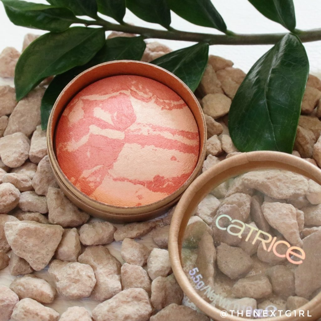 Catrice limited edition Coral Blush