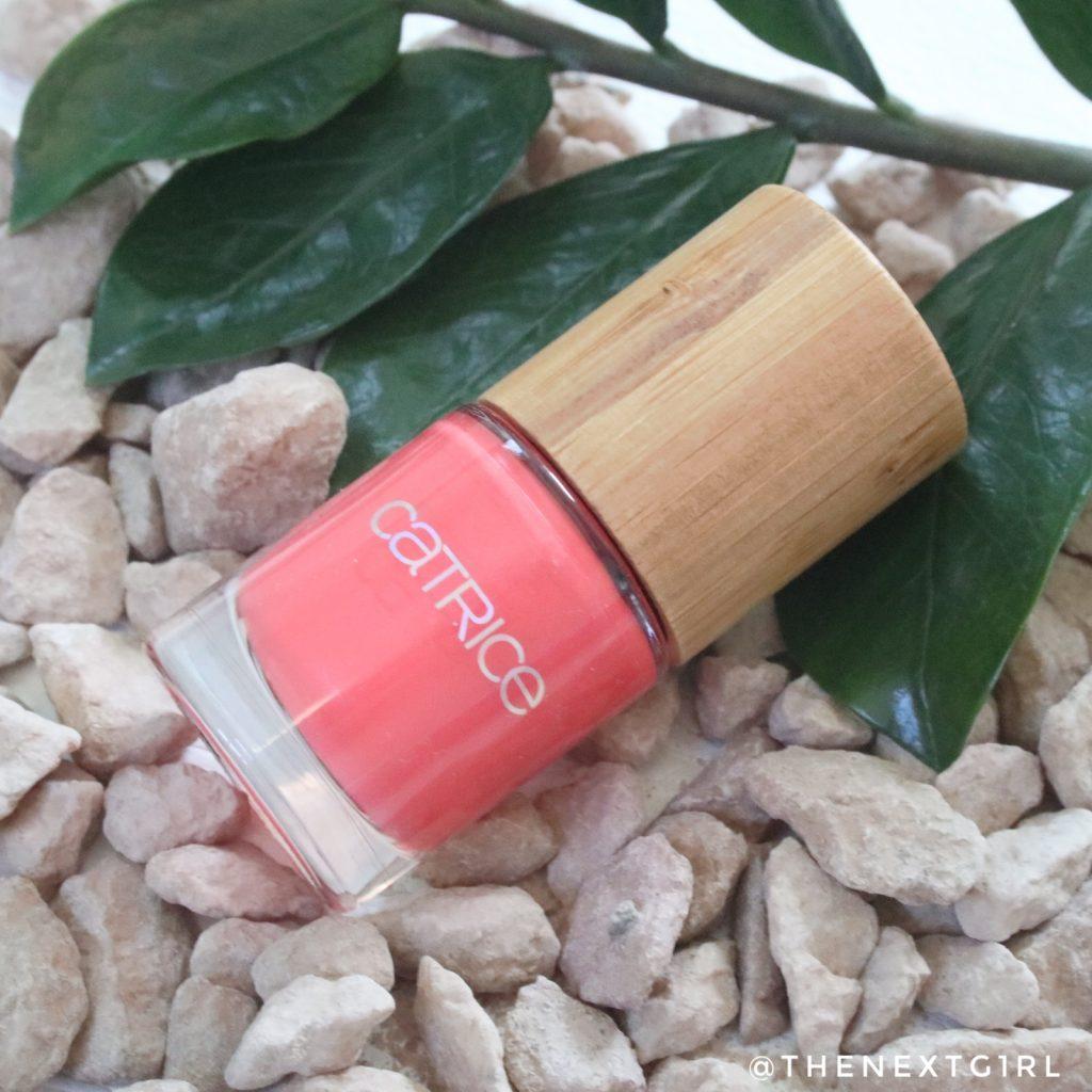 Catrice Pure Simplicity nagellak Coral Crush