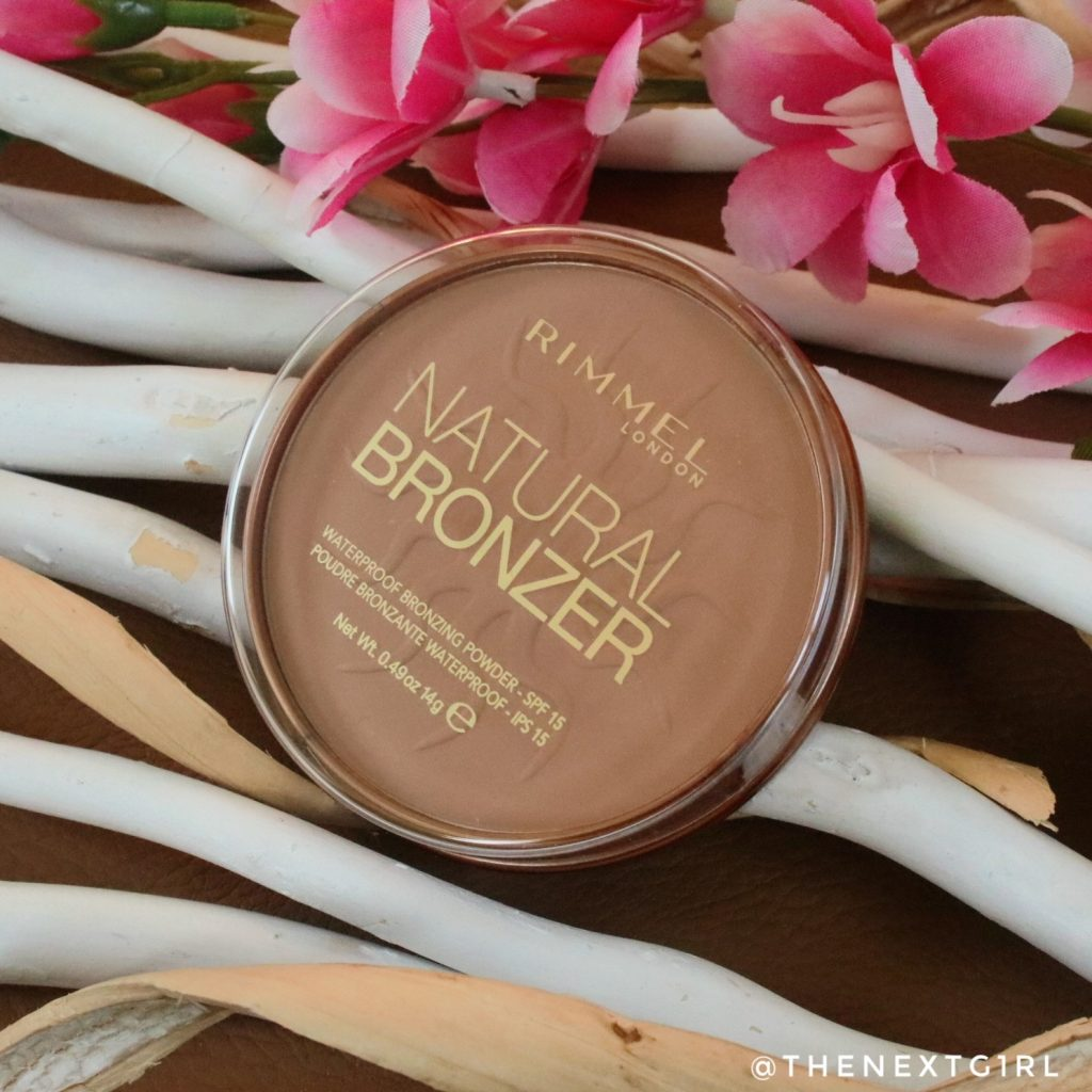 Rimmel London Natural bronzer waterproof spf 15