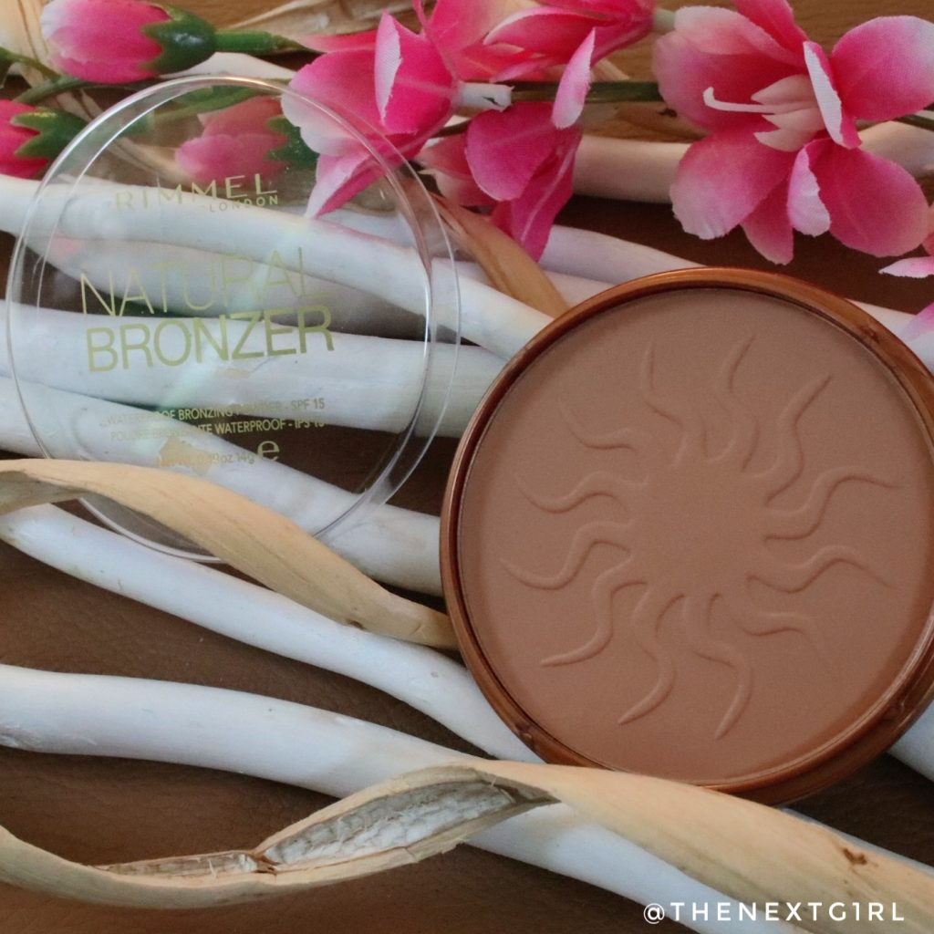 Rimmel London Natural bronzer waterproof spf15
