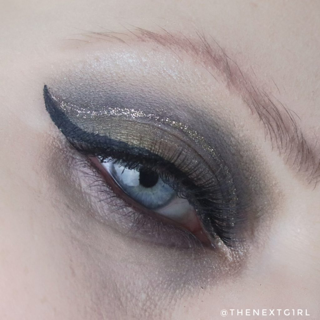 Sleek Makeup i-Divine Au Naturel oogschaduwpalette ooglook