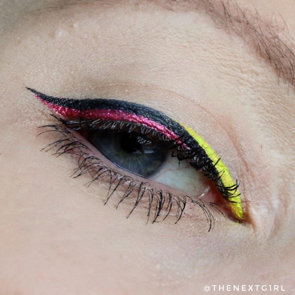 Rimmel WonderSwipe 2-in-1 roze 009 Mega Hottie eyeliner ooglook