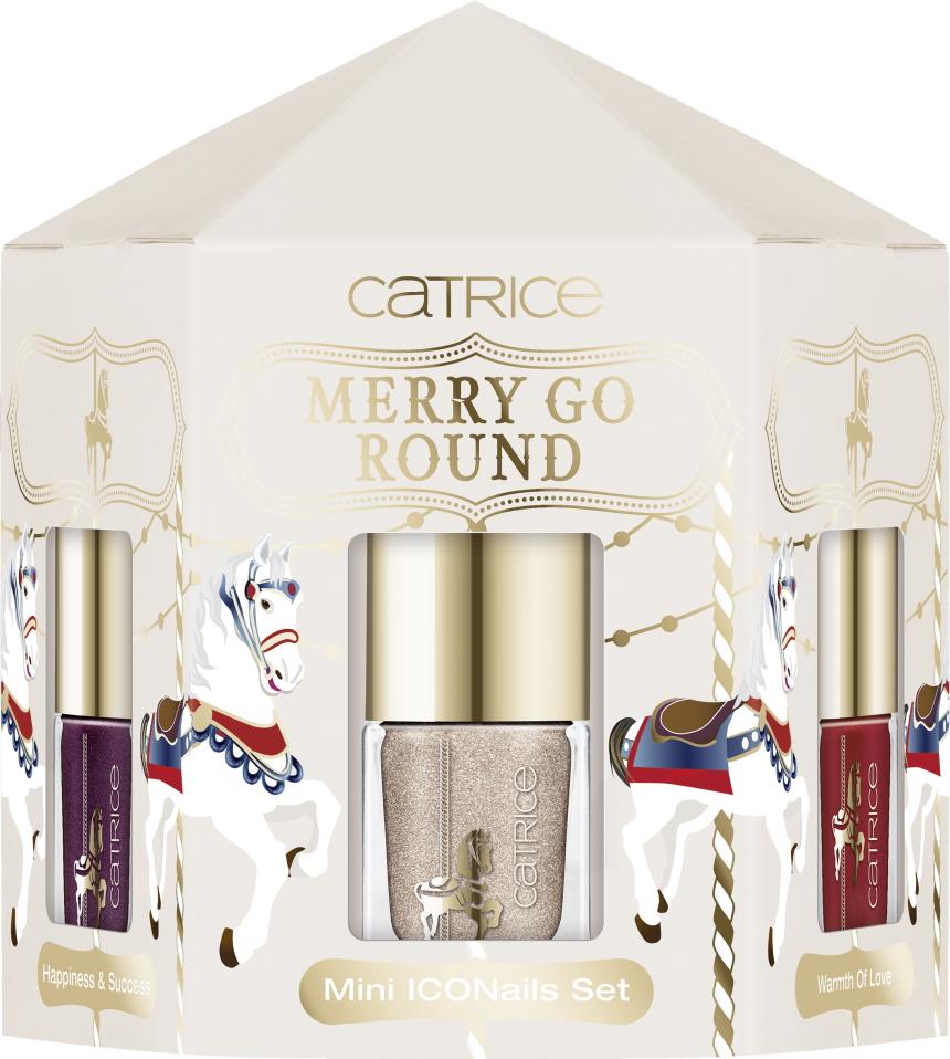 Catrice Merry Go Round iconails nagellakset
