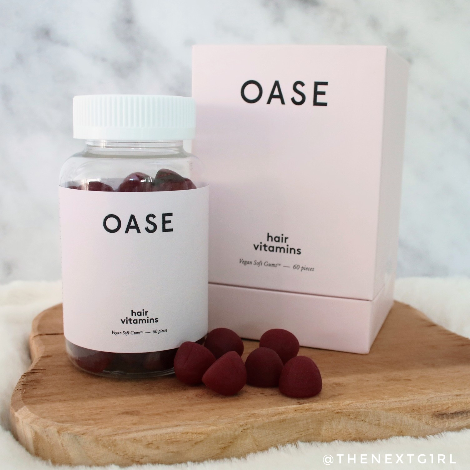 Review: OASE hair vitamins