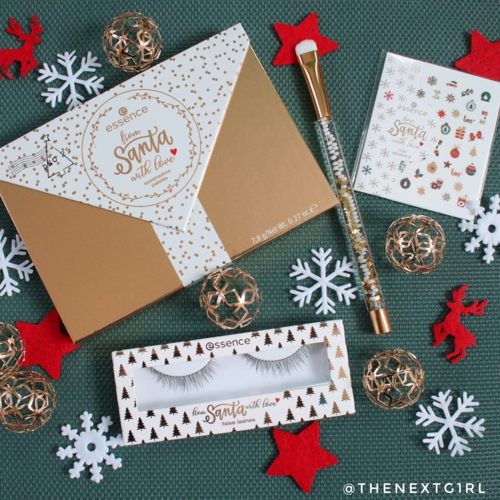 Essence From Santa With Love kerstcollectie 2019