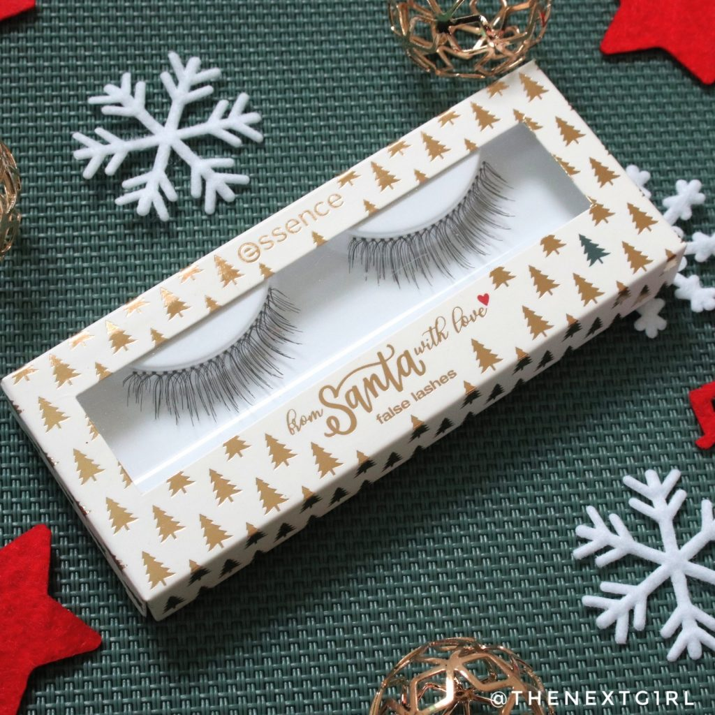 Essence From Santa With Love nepwimpers kerstcollectie