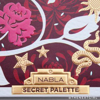 Nabla Secret oogschaduw palette