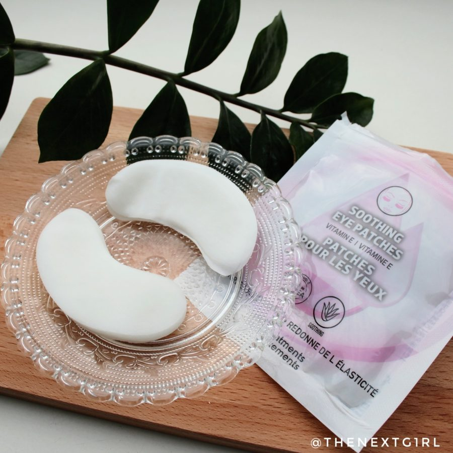 P.S. Primark beauty soothing eye patches