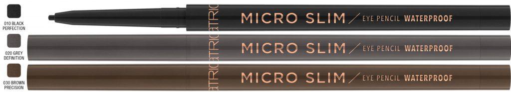 Catrice Micro Slim Eye Pencil Waterproof
