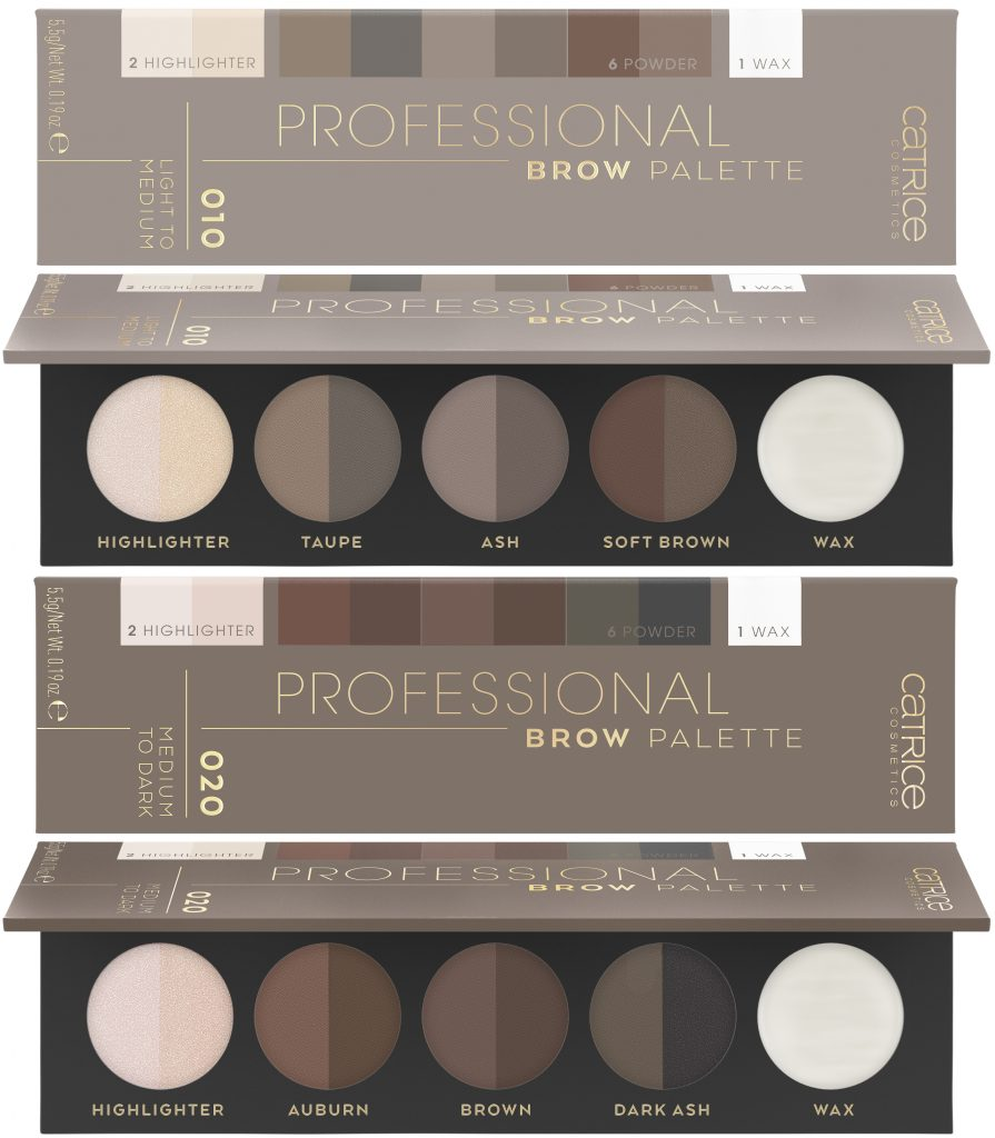 Catrice Professional Brow Palette lente zomer 2020