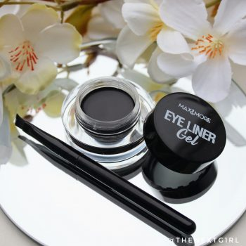 Review: Max & More eyeliner gel