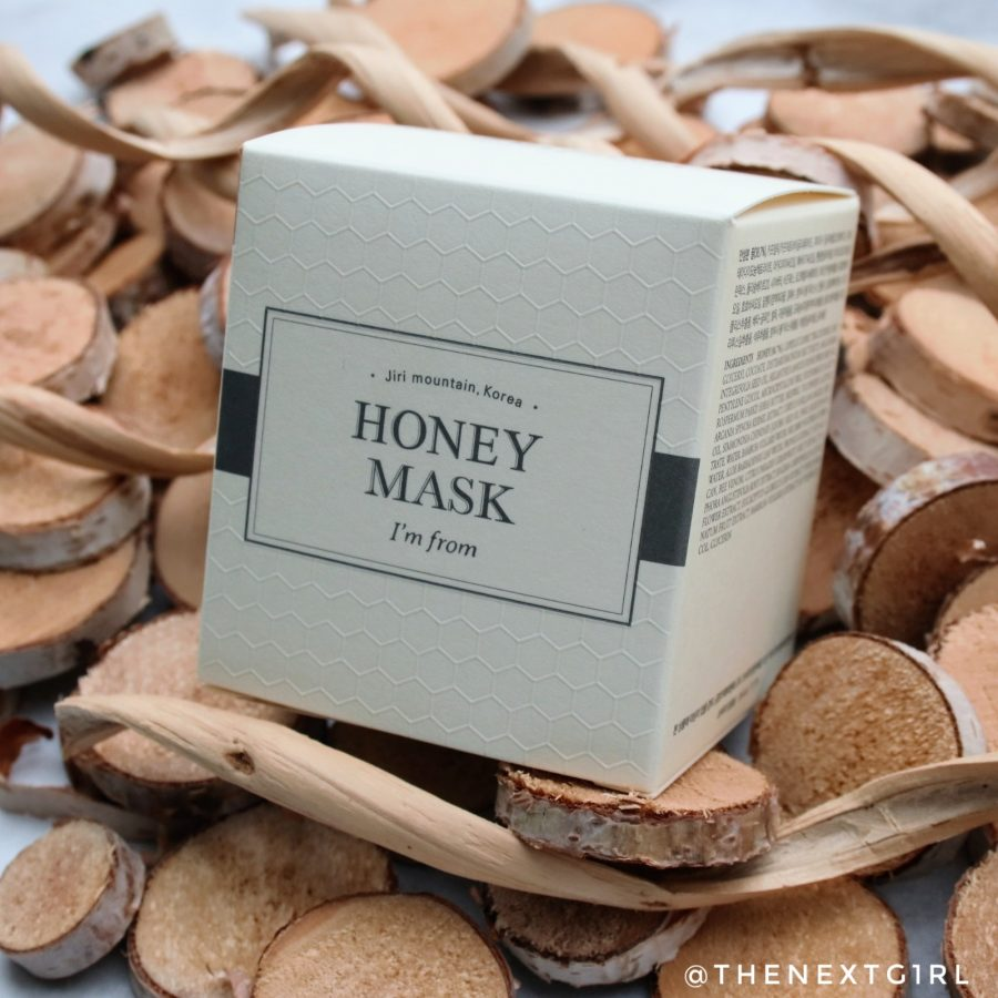 I'm From Honey Mask gezichtsmasker Korean
