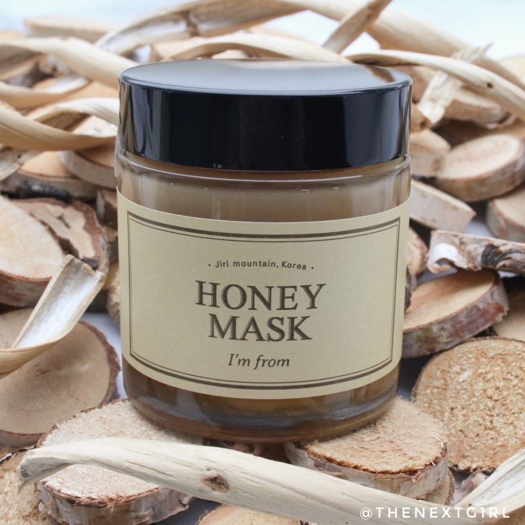 I'm From Honey Mask gezichtsmasker honing