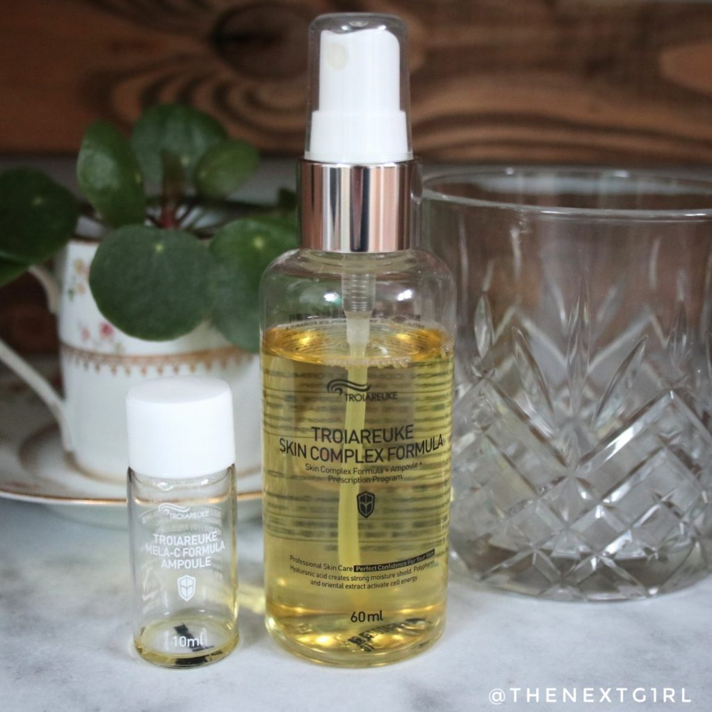 Troiareuke H+ Cocktail Radiance Ampoule K-skincare