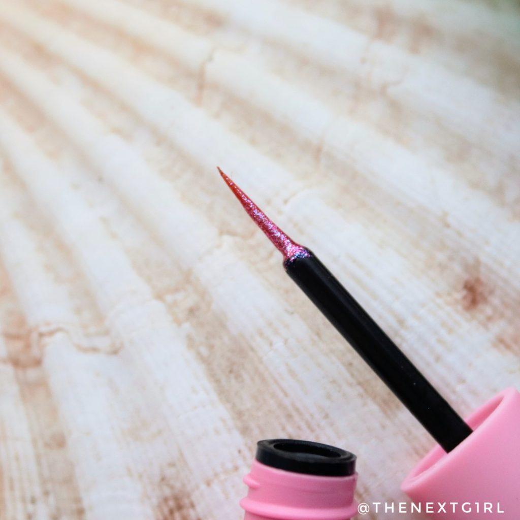 Soda Makeup Kruidvat guyliner applicator