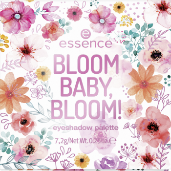 Persbericht: Essence Bloom Baby, Bloom!