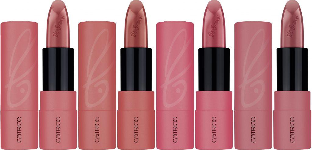 Catrice loves PETA plumping lip colour lipsticks