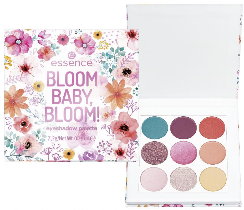 Essence Bloom baby collectie lente 2020 oogschaduw palette