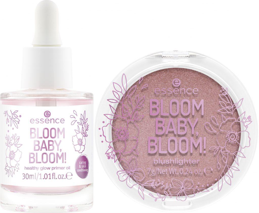 Essence Bloom baby primer oil blush lighter