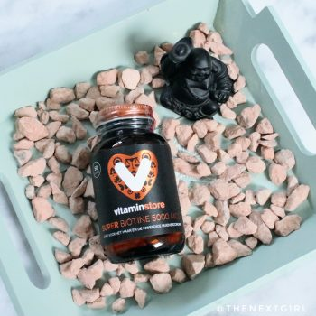 Vitaminstore Super Biotine capsules