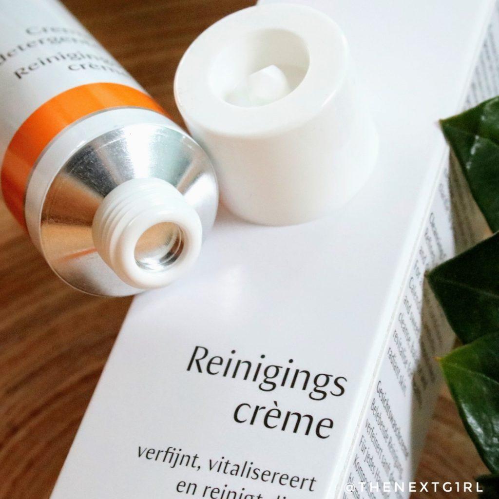 Dr. Hauschka reinigingscreme verpakking