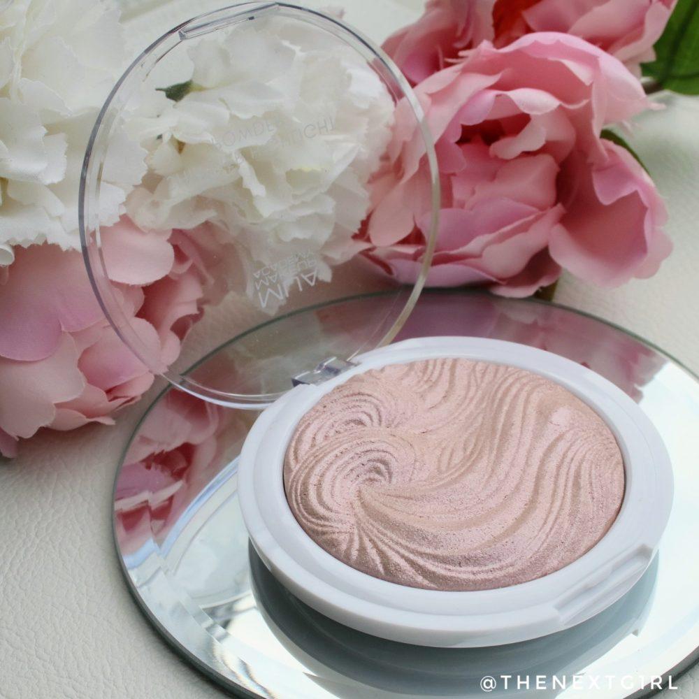 MUA Pink Shimmer highlighter