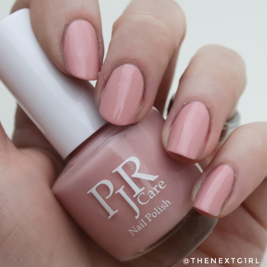 PJR Care nagellak Follow my intuition swatch